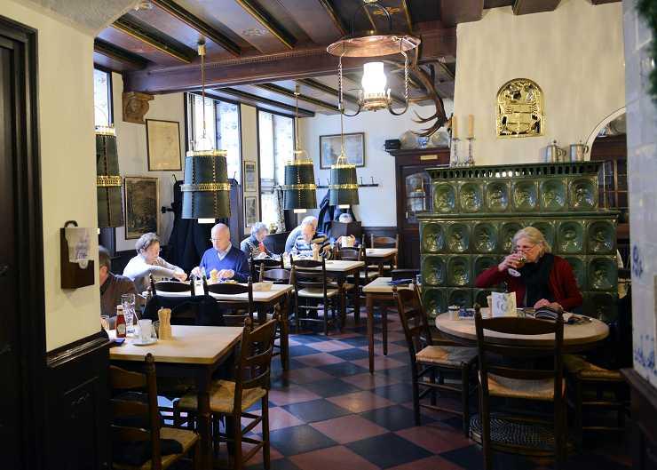 Altes Gasthaus Leve - ein typisch westfälisches Restaurant