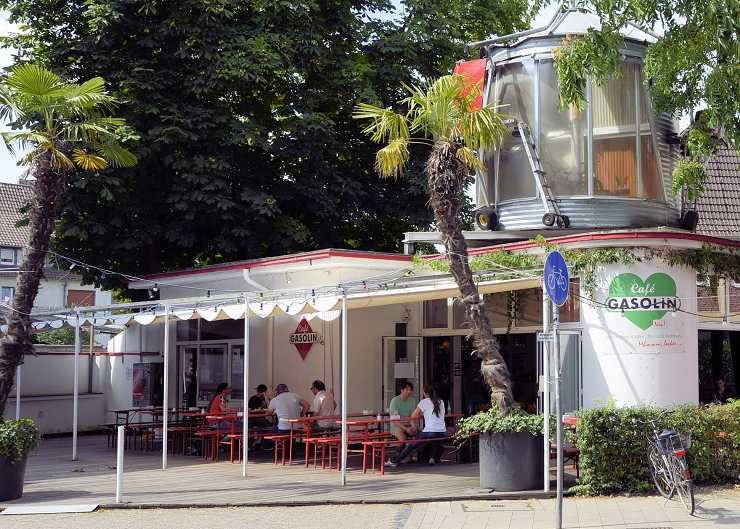 Café Gasoline Münster