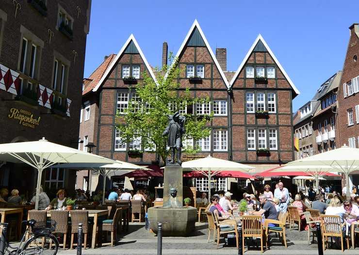 Restaurant Großer Kiepenkerl in Münster