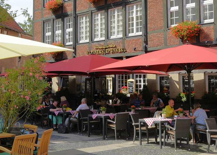 "Münster Restaurant ""Kleiner Kiepenkerl"""