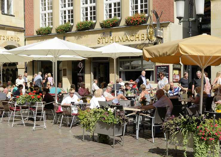 Restaurant Stuhlmacher in Münster