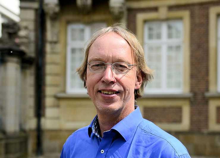 Klaus Woestmann, Dipl.-Ing.