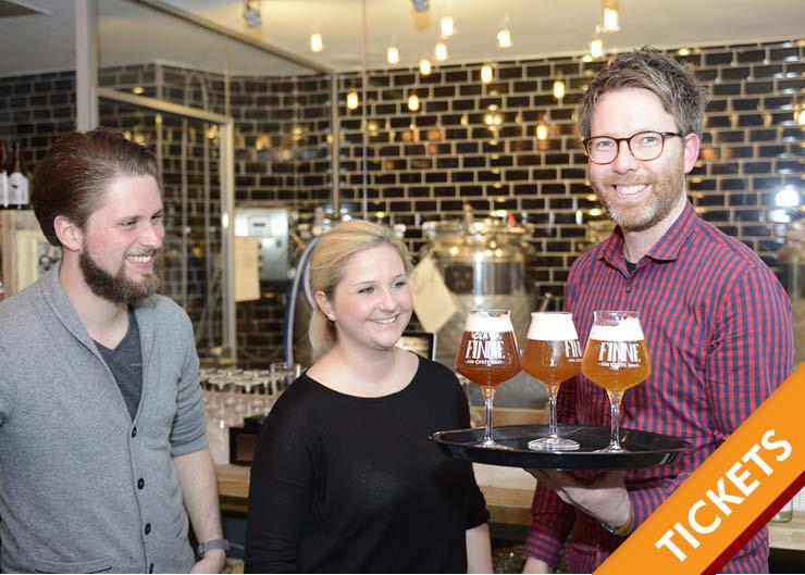 Bierführung in Münster