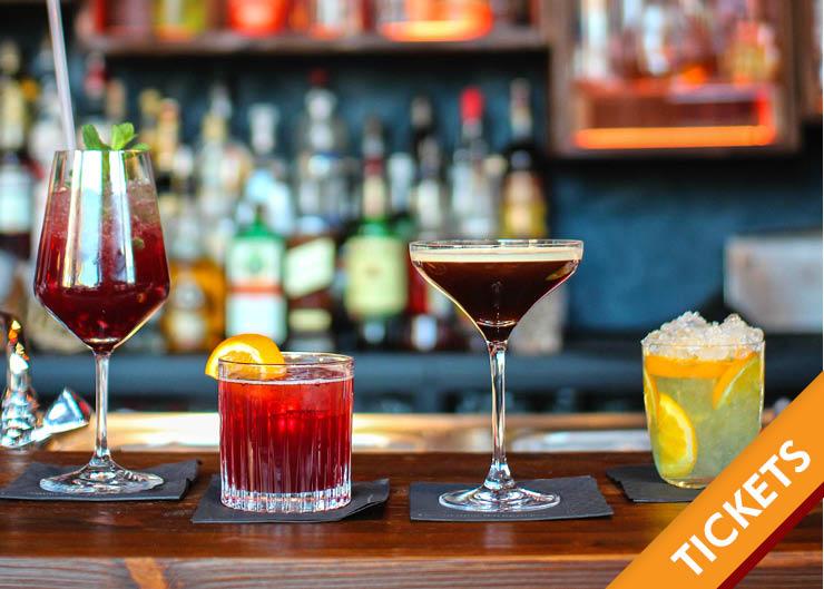 Cocktails mixen im Besitos in Münster