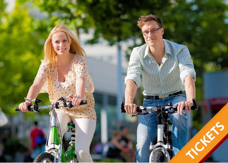 Fahrradtour durch Münster