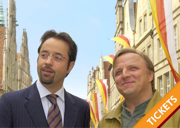 Tatort Münster Krimitour