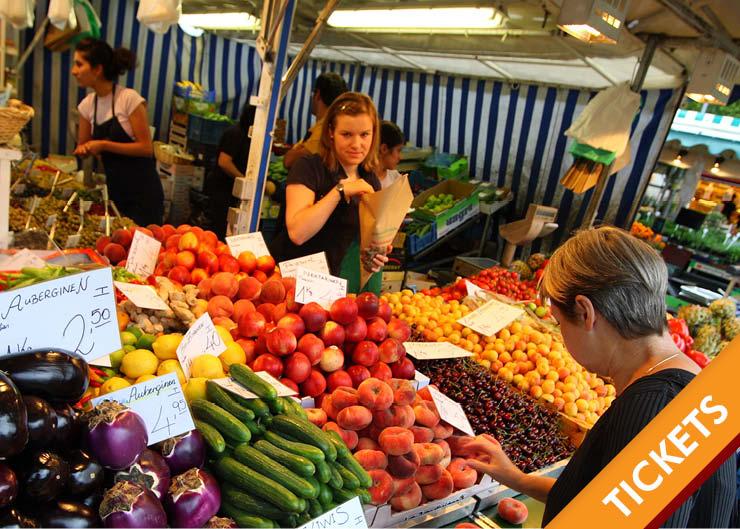 Wochenmarktführung in Münster