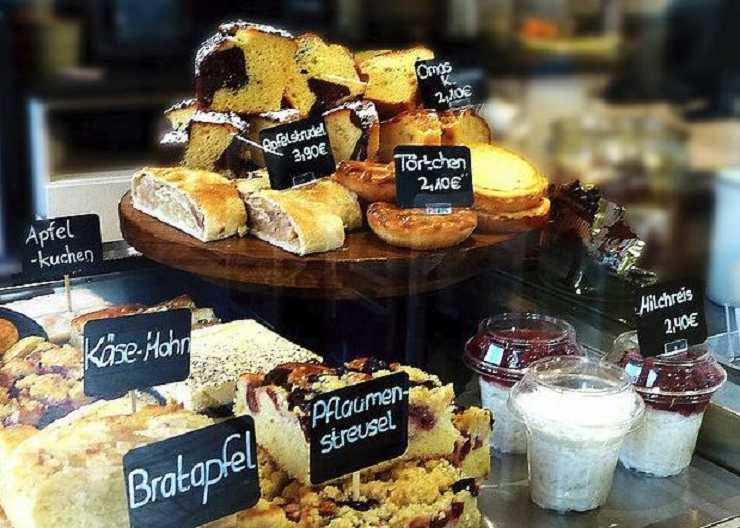 Kuchen der Belegbar in Münster