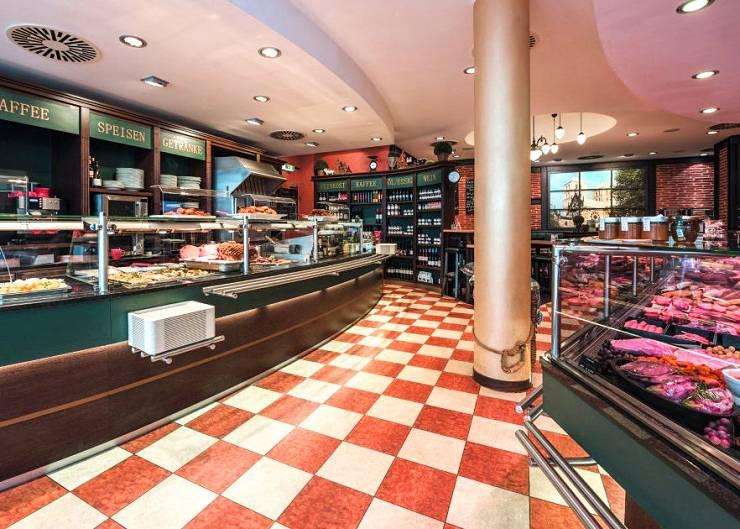 Fleischerei Hidding: Station der kulinarischen Stadtführung