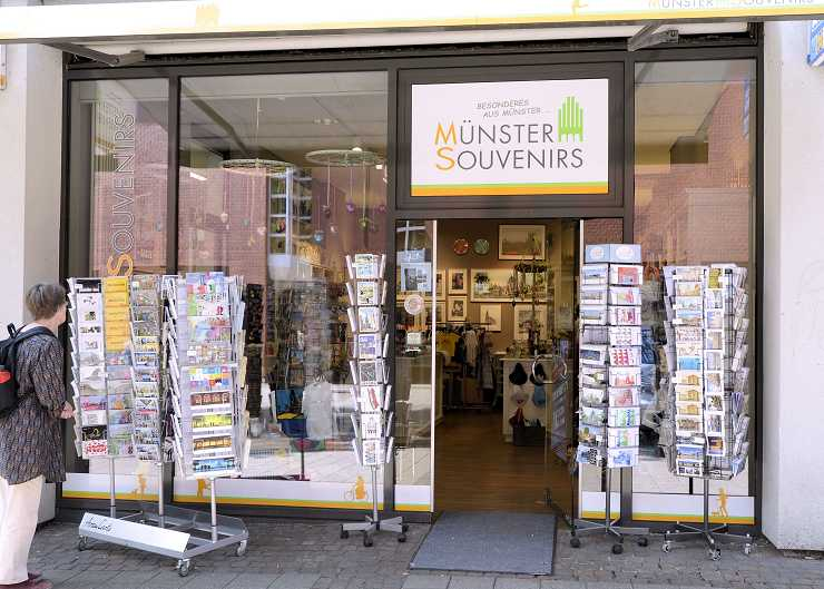 Münster Souvenir Shop