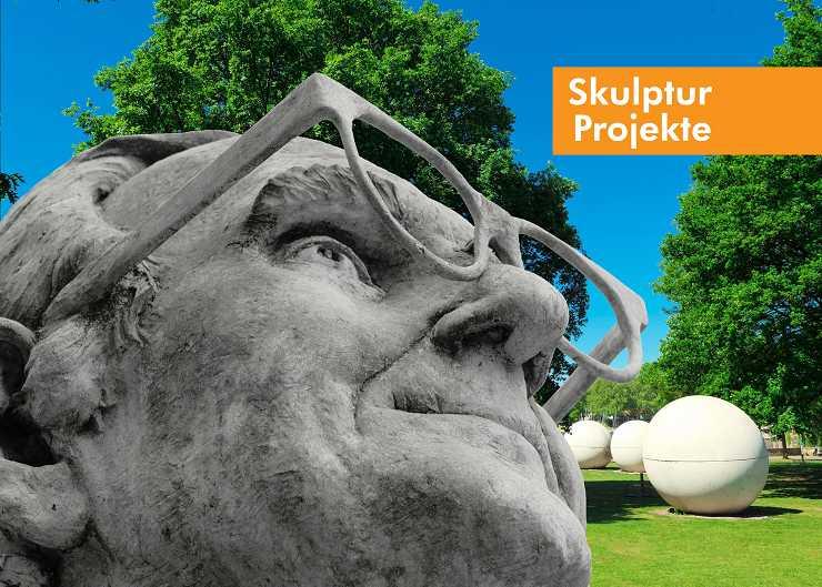 Skulptur Projekte Tour