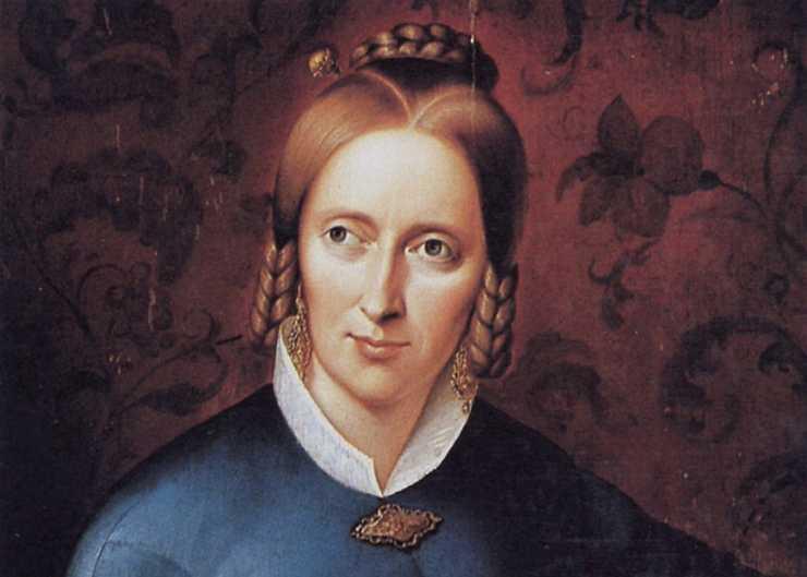 Annette von Droste-Hülshoff Gemälde