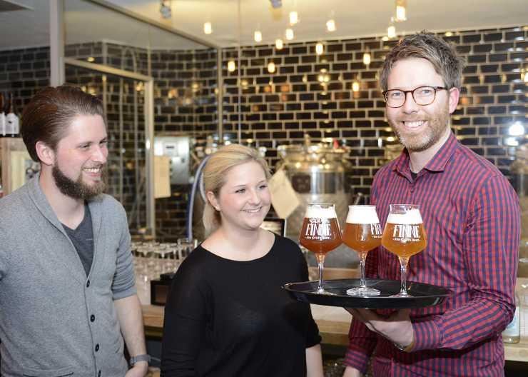 Bierführung Münster in der Finne-Brauerei