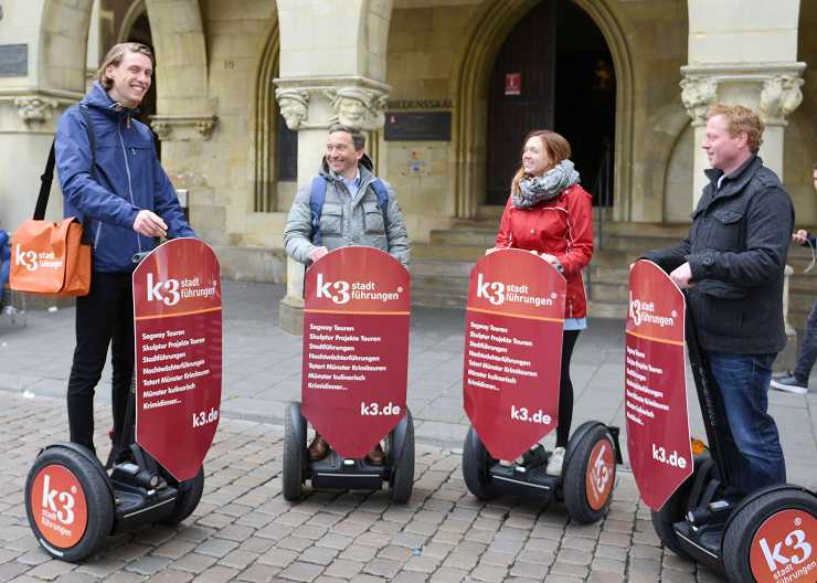 Sightseeing Segway Tour