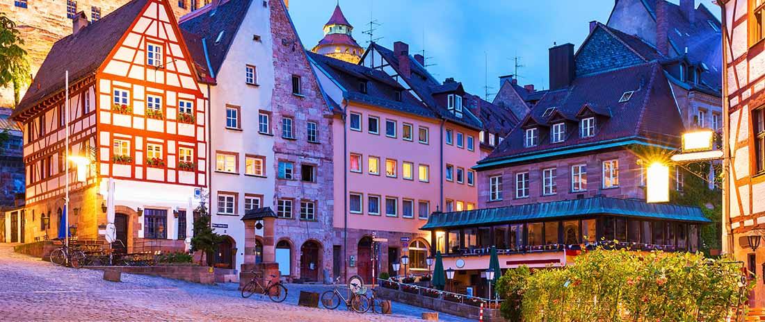 Touren in Nürnberg