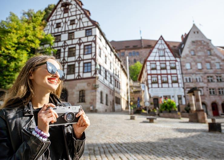 Sightseeing-Tour in Nürnbergs Altstadt