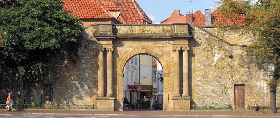 Stadtführungen in Osnabrück