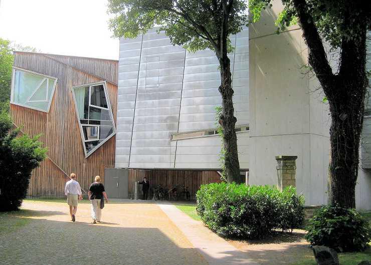 Daniel Libeskinds postmoderne Architektur: das Felix-Nussbaum-Haus