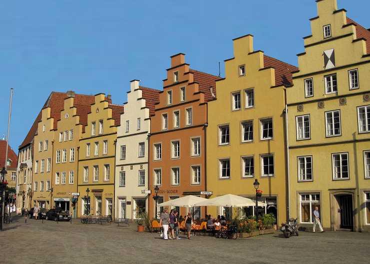 Stadtführung in Osnabrück