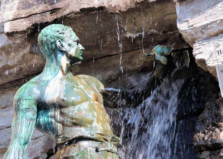 Haarmannsbrunnen Osnabrück
