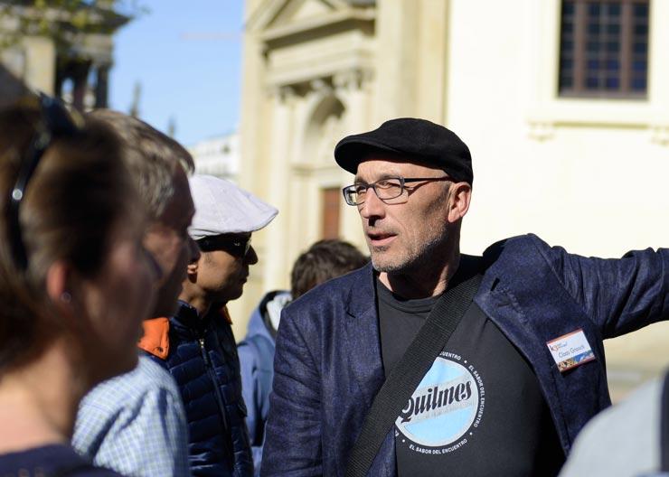 Job als Stadtführer in Dresden