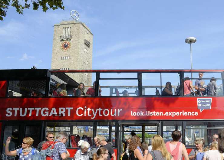 Stadtrundfahrt Stuttgart