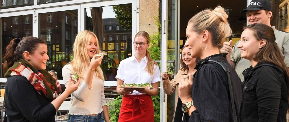 kulinarische Stadtführung Münster Kreuzviertel
