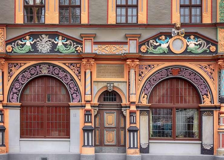 Sehenswürdigkeiten in Weimar