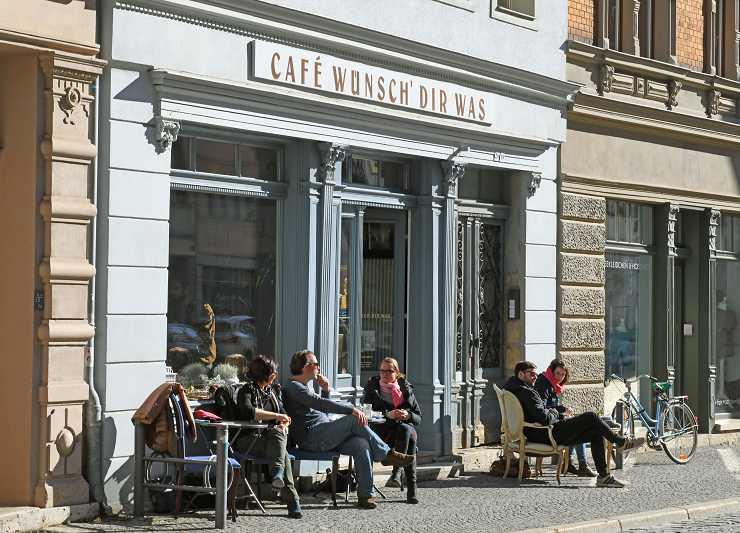 Café Wünsch Dir Was in Weimar