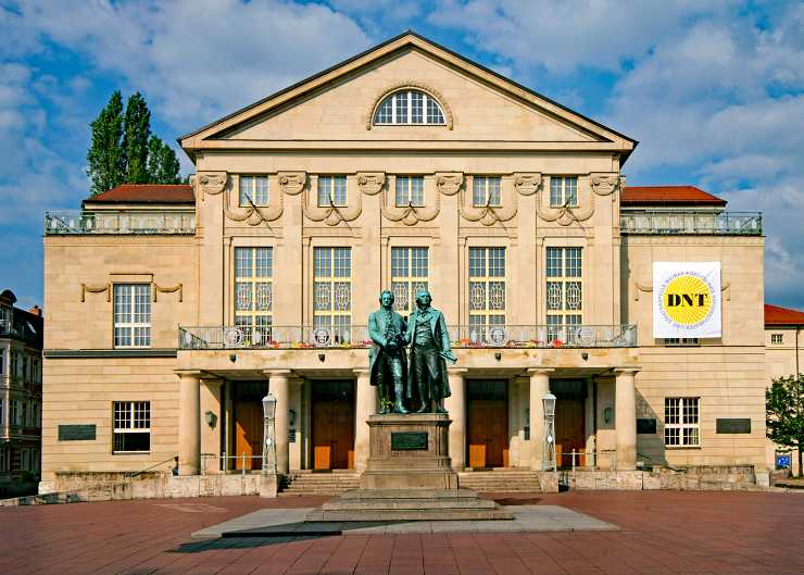 Nationaltheater in Weimar