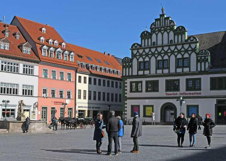 Architekturführung durch Weimar