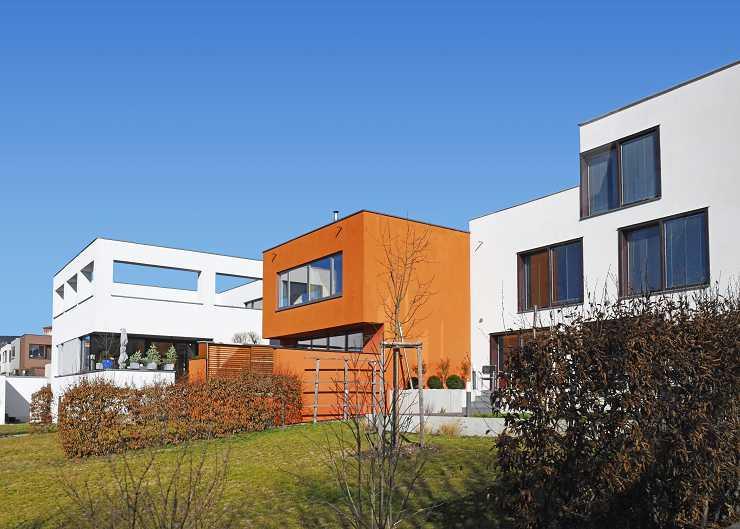 Station bei der Architekturführung durch Weimar