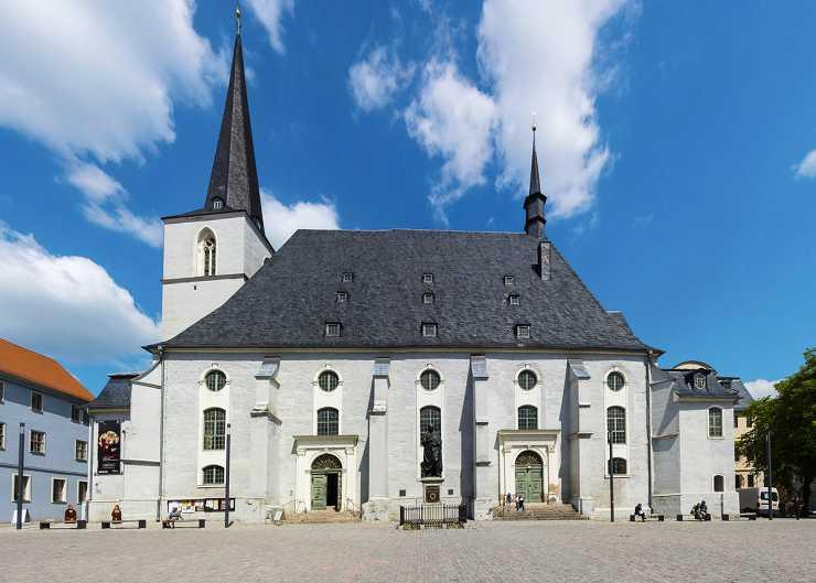 Herderkirche in Weimar