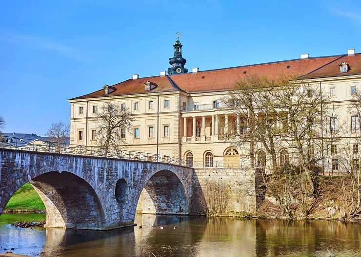 Residenzschloss in Weimar
