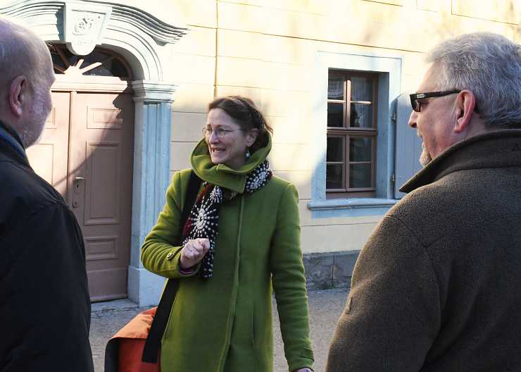 Stadtführung in Weimar