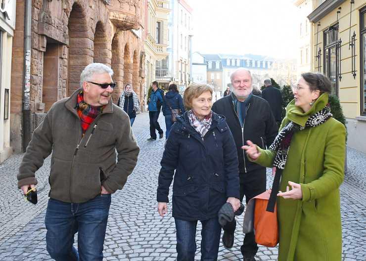 Stadtführung durch Weimar